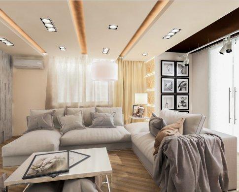 дизайн интерьеров, дизайн квартир, самара